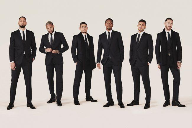 Paris Saint-Germain Partners With Dior