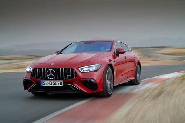 Mercedes-AMG GT 63 S E Performance Has More Power than Any Mercedes - EliteMen AU - Elite Men AU