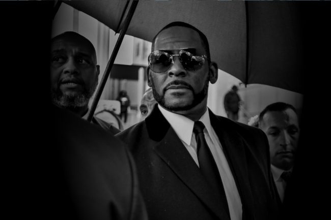 R. Kelly Finally Gets Convicted for Sex Trafficking and Racketeering