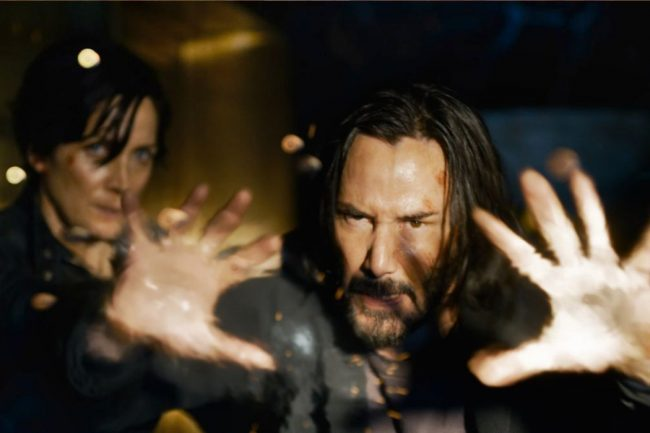 The Matrix Resurrections Trailer: Keanu Reeves Boots into a New Reality