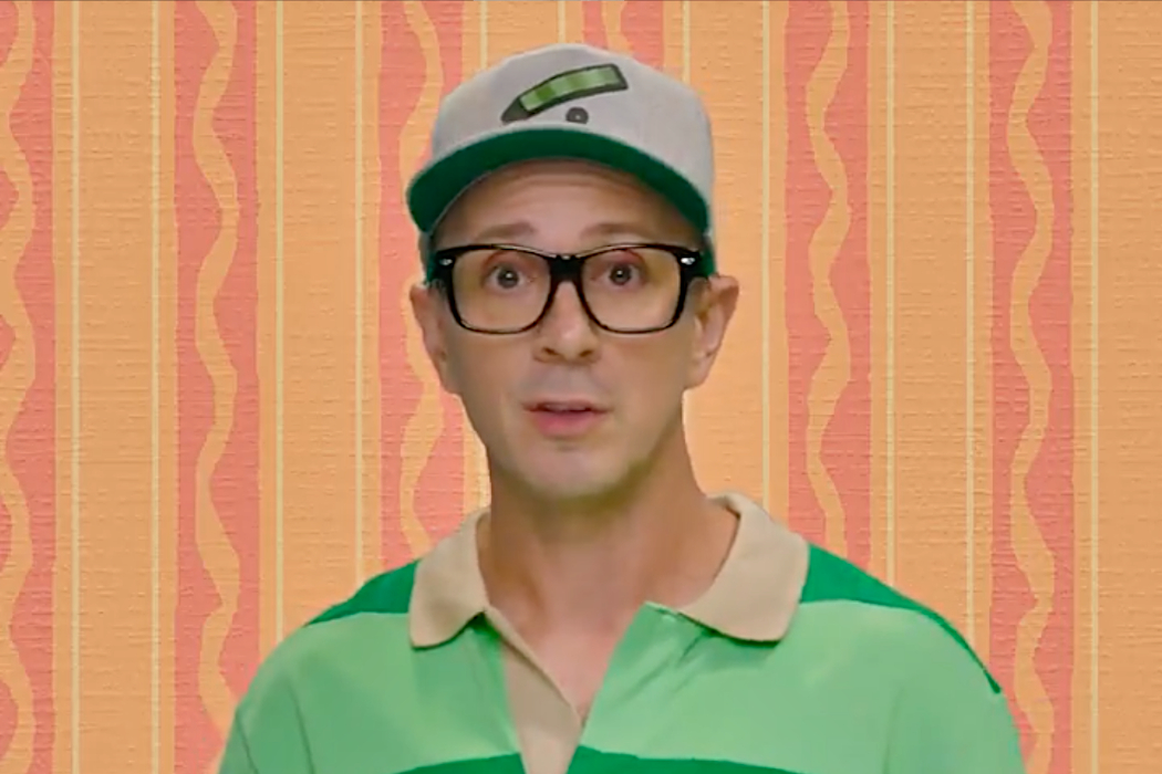 Blue's Clues: Steve Burns From Makes Fans Emotional in a New Video