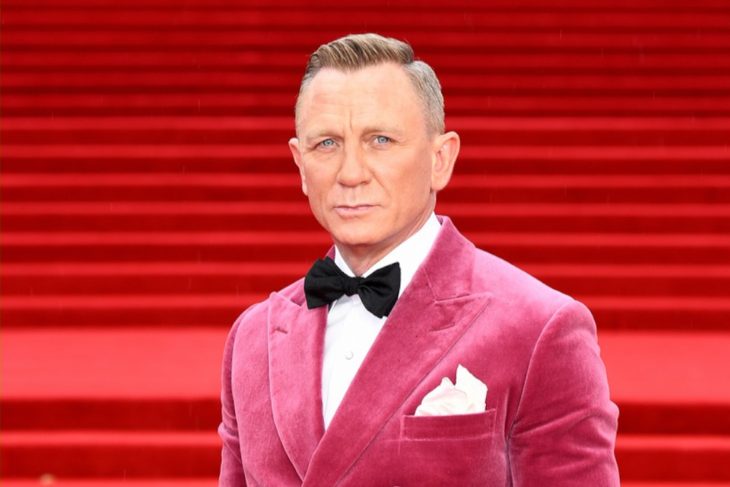Daniel Craig Officially Leaves the Franchise in Style at No Time to Die Premiere