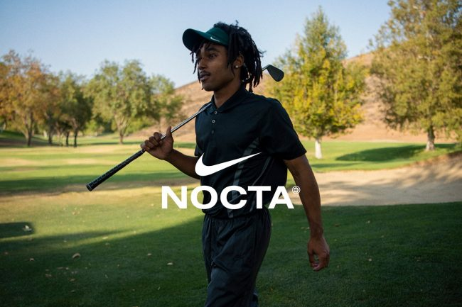 The New Drake x Nike NOCTA Golf Collection is Dropping Soon
