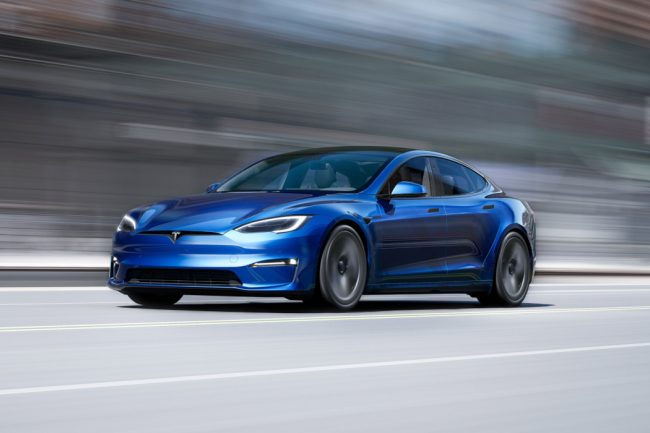 Tesla Model S Breaks the Electric Vehicle Lap Time Record at Nurburgring