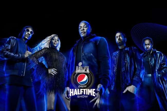 Super Bowl 2022 Halftime Show: Dr. Dre, Snoop Dogg, Eminem and More
