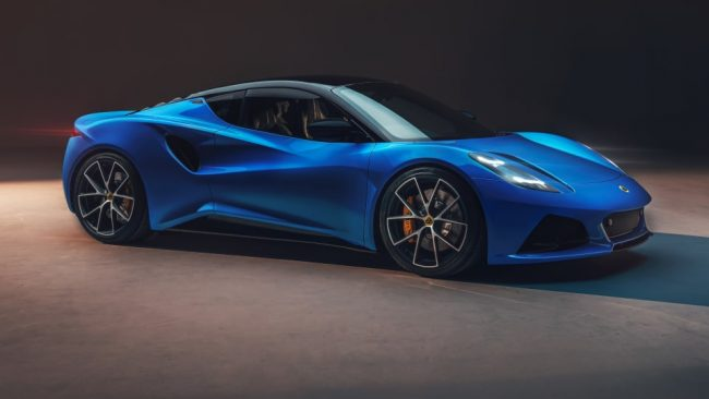 2022 Lotus Emira V6 First Edition Price and Specs Revealed