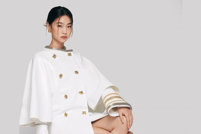 Squid Game's Jung Ho-Yeon is a Louis Vuitton Global Ambassador Now
