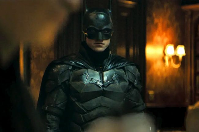The Batman Trailer and Other Big Announcements from DC Fandome