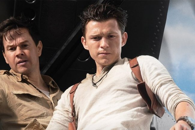 Uncharted Trailer Shows Tom Holland in Game Accurate Action Sequences