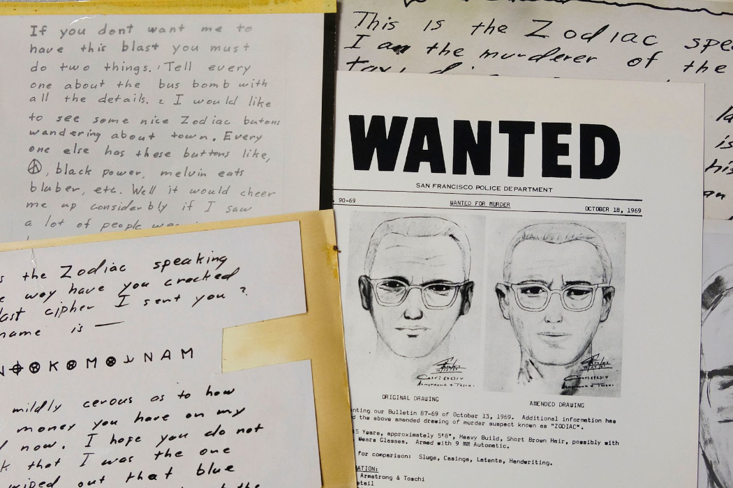 Zodiac Killer: Task Force Claims They Have Identified Infamous Killer