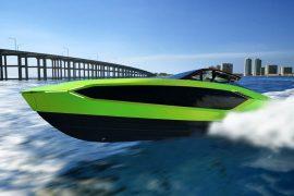 Conor McGregor Buys a AU$4.9 Million Lamborghini Yacht