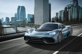 Mercedes-AMG One: Hotly Anticipated Hypercar Gets a Green Light